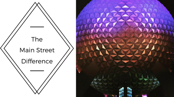 Main Street Difference Header